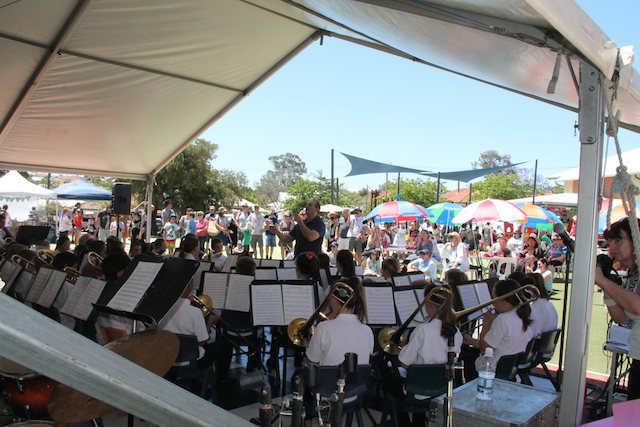 Mount Hawthorn Area Band