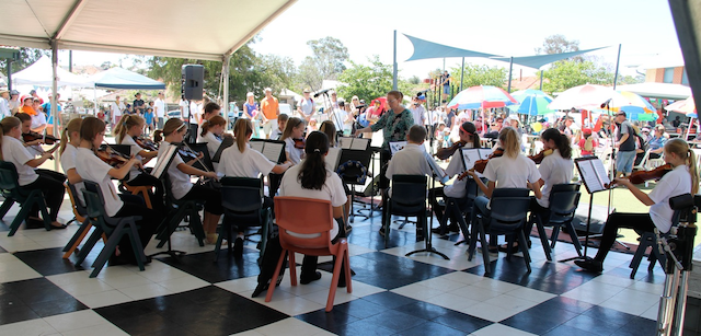 Mount Hawthorn Primary School Orchestra