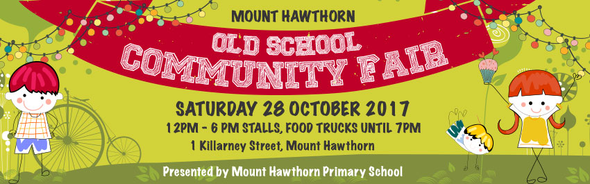 Mt Hawthorn Community Fair